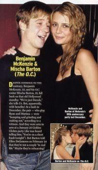 Ben and Mischa