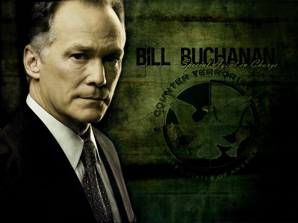 <b>Bill Buchanan</b> - 24 Wallpaper - Bill-Buchanan-24-15255459-1024-768