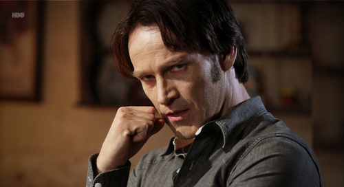 True Blood karatasi la kupamba ukuta called Bill Compton