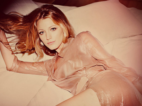 Blake - Marie Claire UK - Blake Lively 500x373