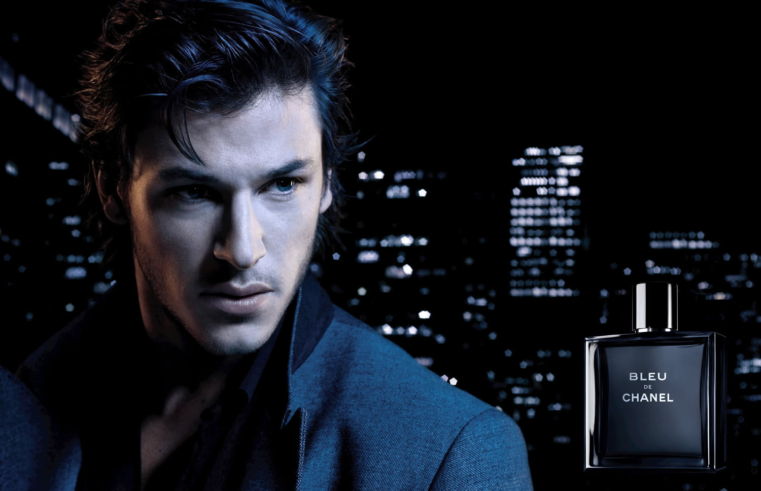 Gaspard Ulliel images Blue The Chanel HD wallpaper and ...
