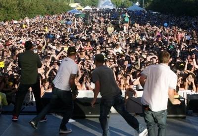 Boise موسیقی Festival in Boise, ID - 24-07-2010