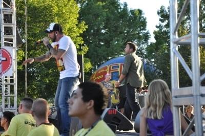 Boise 음악 Festival in Boise, ID - 24-07-2010