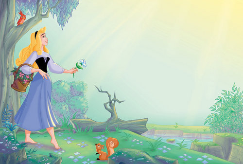 Briar Rose - disney-princess Fan Art