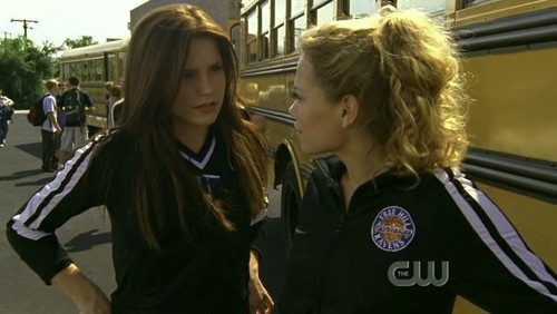 Brooke and Haley:D