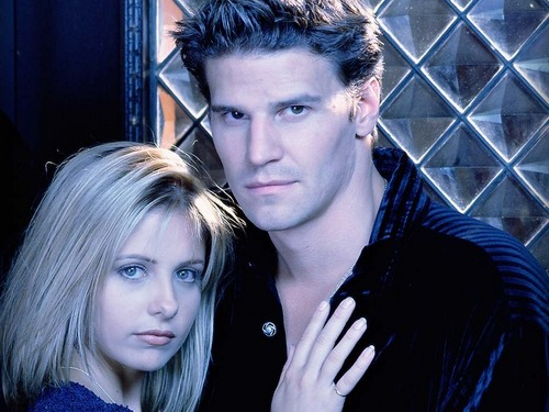 Buffy and एंजल