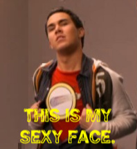 Big Time Rush wallpaper titled Carlos is sexy ;D