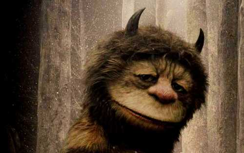 Where The Wild Things Are 바탕화면 possibly with a kitten called Carol