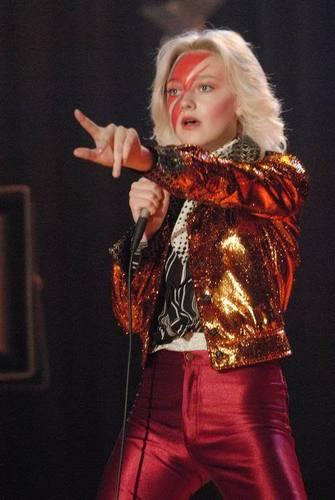 Cherie as David Bowie
