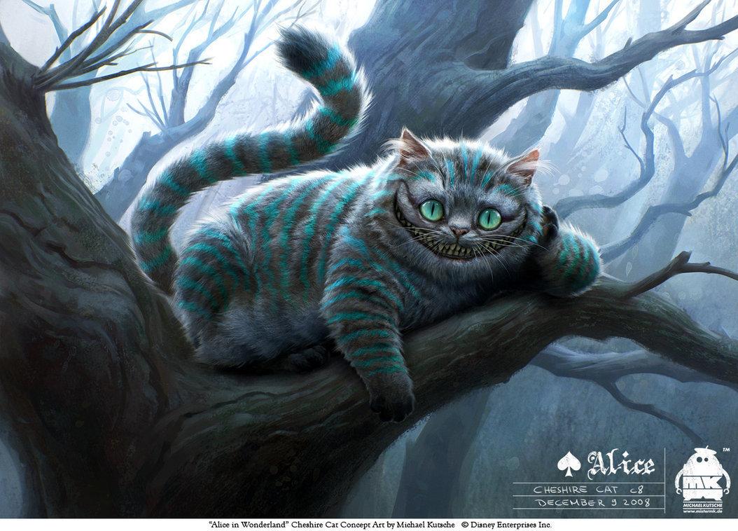 Cheshire Cat♥... Cheshire