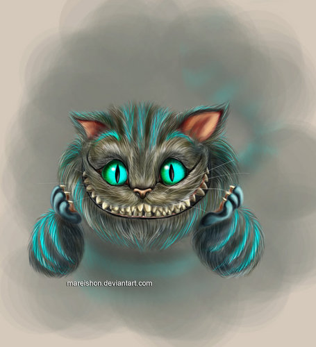 Cheshire Cat♥