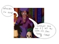 Clopin loves candy