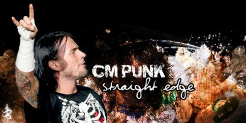 Cm punk banner