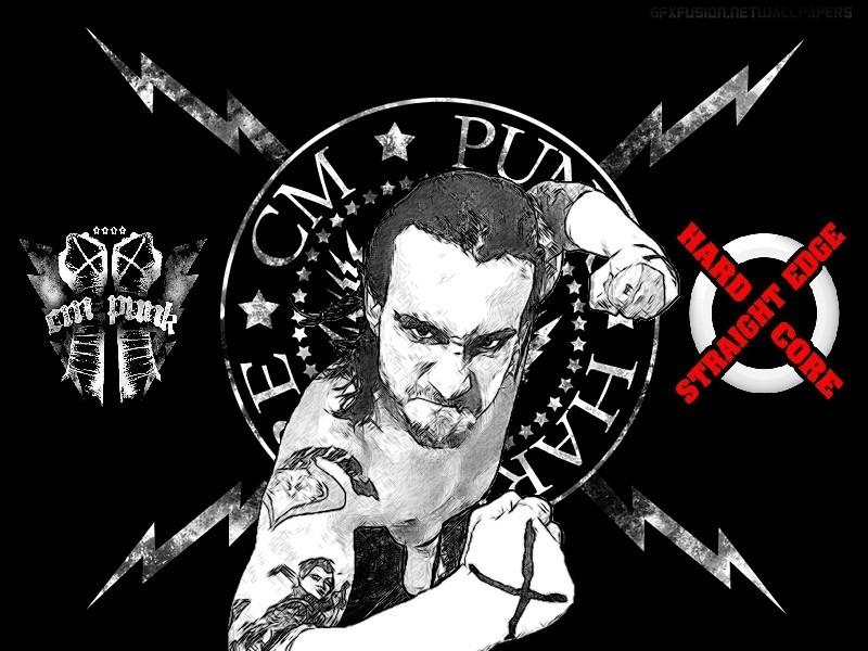 Cm punk - CM Punk wallpaper (15292299