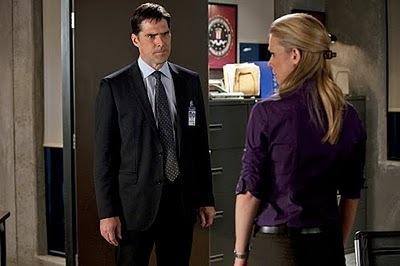 "Criminal Minds- 6x02 ""JJ""- Promotional picha"