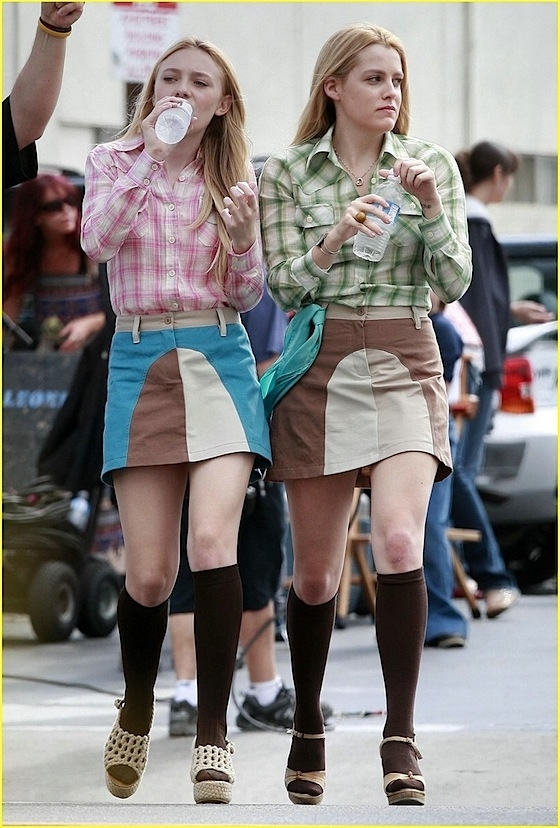 Currie Sisters - Dakota Fanning as Cherie Currie Photo