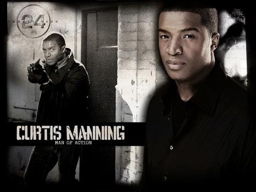Curtis Manning