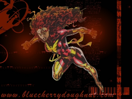 funkyrach01 wallpaper with anime called Dark Phoenix