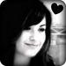 Demi Black&White
