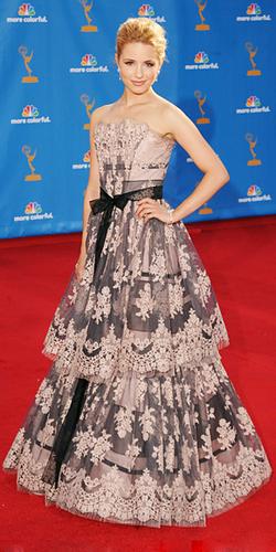 Dianna: Emmy Awards 2010
