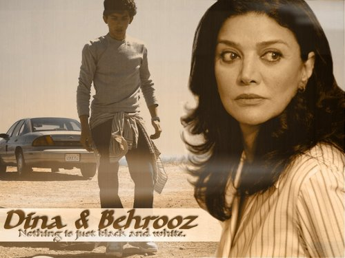 Dina & Behrooz Araz