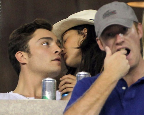 jessica szohr and ed westwick break up. Jessica+szohr+and+ed+