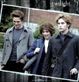 Edward-Alice-Jasper - twilight-series photo