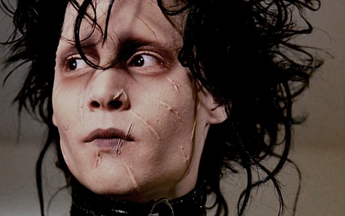 Edward - edward-scissorhands Wallpaper