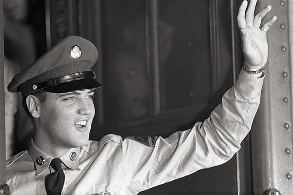 Elvis sa pamamagitan ng Alfred Wertheimer