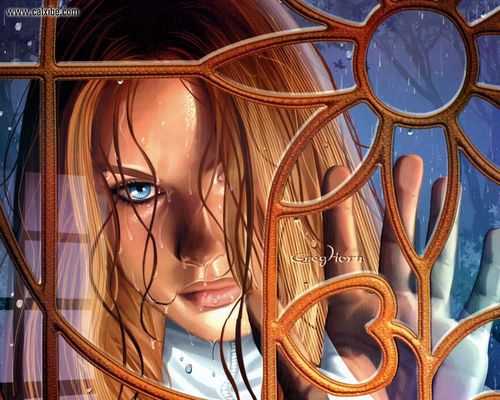 funkyrach01 wallpaper called Emma Frost