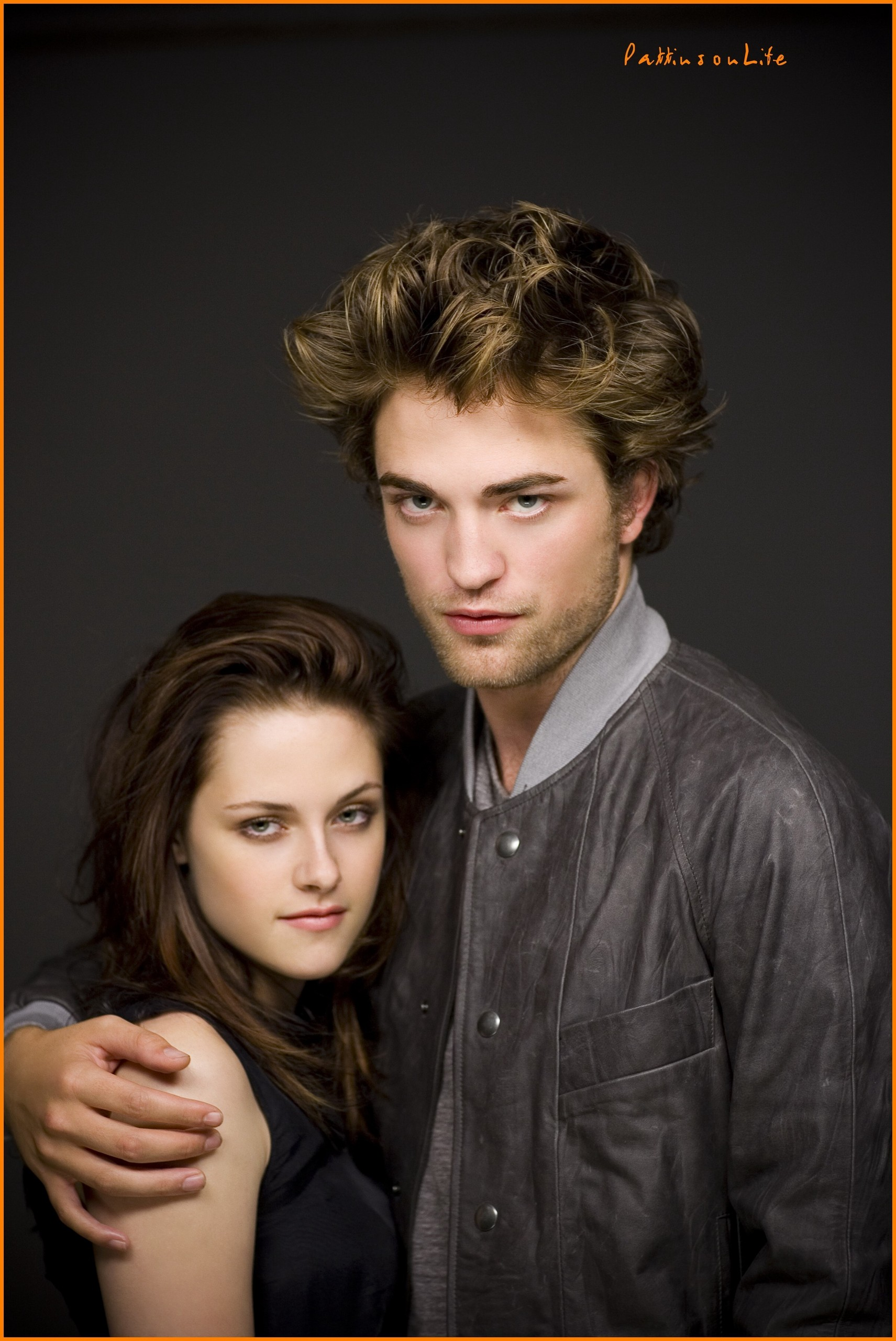Download this Empire Outtakes Robert Pattinson And Kristen Stewart picture