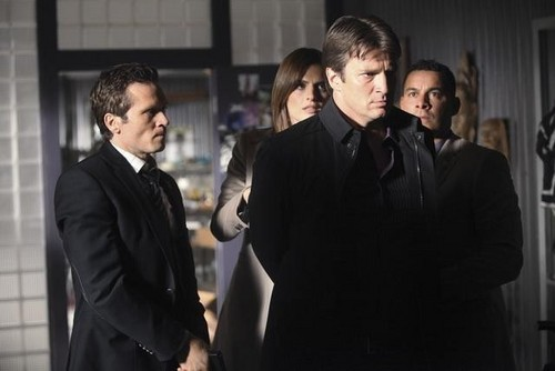 Episode 3.01 - A Deadly Affair - Promotional foto