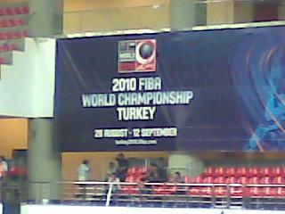 FIBA WORLD CHAMPiONShiP 2010 TURKEY