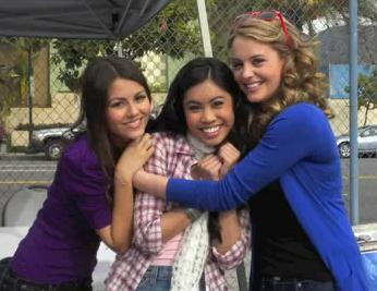 Gage Golightly, Ashley Argota, Victoria Justice
