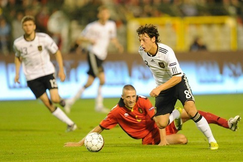 Germany (1) vs Belgium