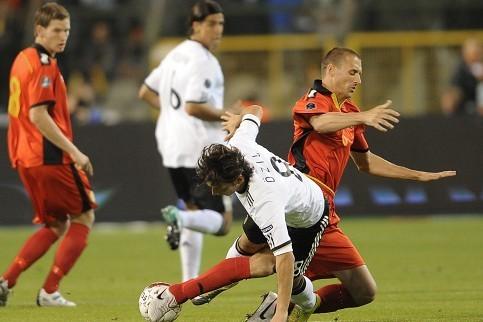 Germany (1) vs Belgium