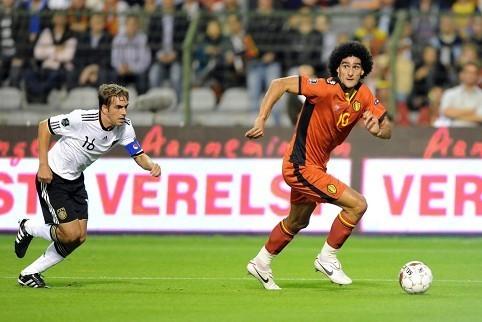Germany vs Belgium
