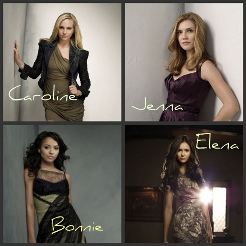 Girls of TVD