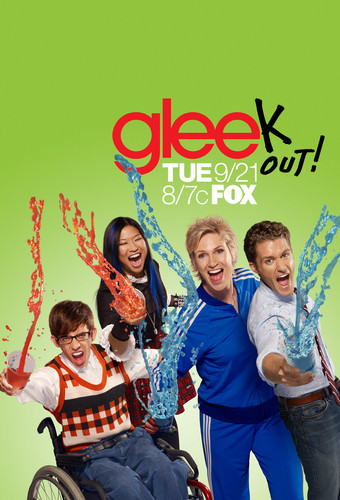Glee - Season 2 - Promotional Poster