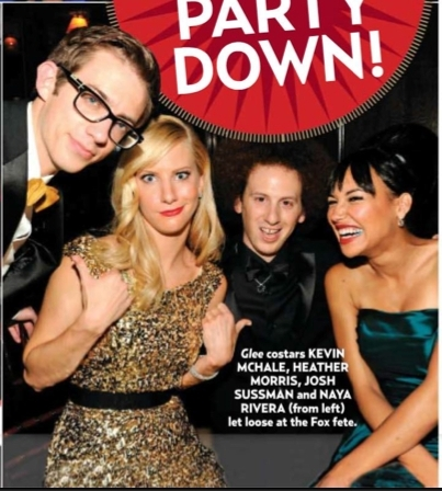 Glee-US Weekly
