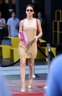 Gossip Girl on set August 31
