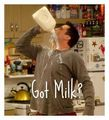 Got milk? - friends fan art