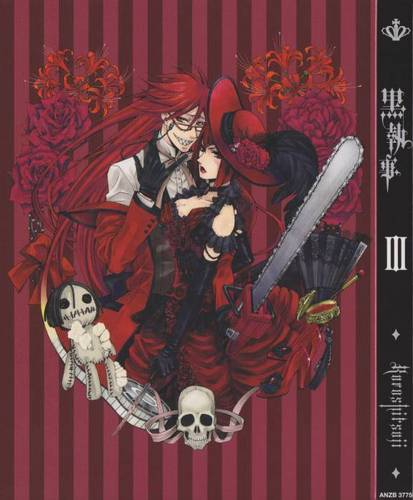 Grell and Madam Red