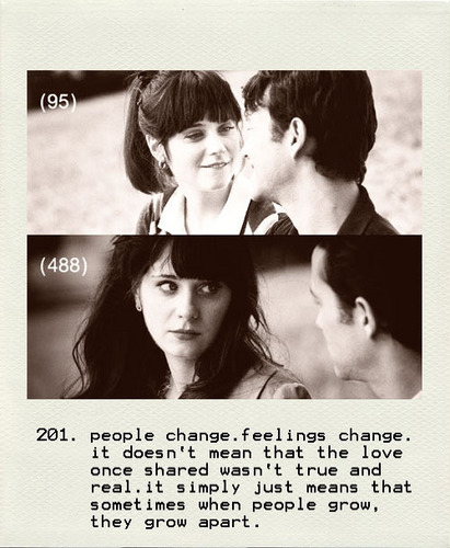500 Days of Summer wallpaper called Grow