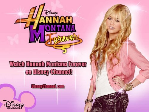 HANNAH MONTANA FOREVER frame & 編集 VERSION exclusive 壁紙 AS A PART OF 100 DAYS of HANNAH!!!