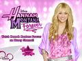 HANNAH MONTANA FOREVER frame & sunting VERSION exclusive kertas-kertas dinding AS A PART OF 100 DAYS of HANNAH!!!