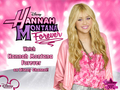 HANNAH MONTANA FOREVER frame & pas aan VERSION exclusive achtergronden AS A PART OF 100 DAYS of HANNAH!!!