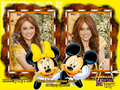 HANNAH MONTANA FOREVER frame &amp; edit VERSION exclusive WALLPAPERS AS A PART OF 100 DAYS of HANNAH!!! - hannah-montana wallpaper