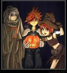 Haloween anime