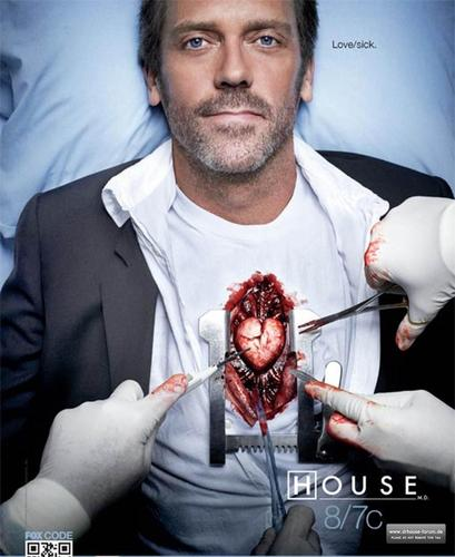 House - Season 7 Promotional Photos - hugh-laurie Photo